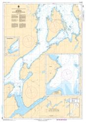 BOTWOOD AND APPROACHES/ET APPROCHES (4866) by Canadian Hydrographic Service