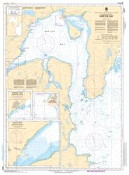 MORTIER BAY (4587) by Canadian Hydrographic Service