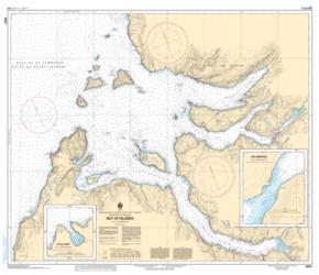 BAY OF ISLANDS (4653) by Canadian Hydrographic Service