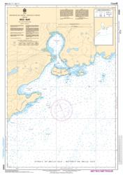 RED BAY (4669) by Canadian Hydrographic Service