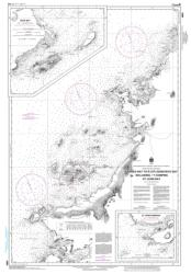 HAWKES BAY TO/A STE GENEVIEVE BAY INCLUDING/Y COMPRIS ST. JOHN BAY (4680) by Canadian Hydrographic Service