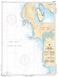 LARKIN POINT TO/A CAPE ANGUILLE (4682) by Canadian Hydrographic Service