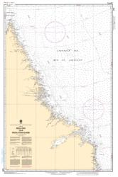 BELLE ISLE TO/A RESOLUTION ISLAND (4700) by Canadian Hydrographic Service