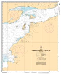 CARRINGTON ISLAND TO/A ETAGAULET BAY (4725) by Canadian Hydrographic Service