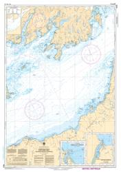 FORTUNE BAY - SOUTHERN PORTION/PARTIE SUD (4832) by Canadian Hydrographic Service