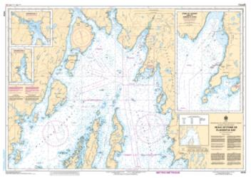 HEAD OF/FOND DE PLACENTIA BAY (4839) by Canadian Hydrographic Service