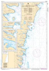 RENEWS HARBOUR TO/A MOTION BAY (4845) by Canadian Hydrographic Service