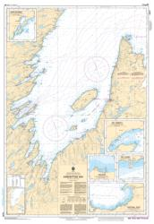 CONCEPTION BAY (4847) by Canadian Hydrographic Service