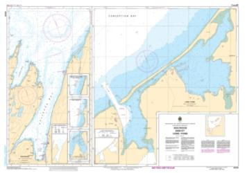 HOLYROOD AND/ET LONG POND (4848) by Canadian Hydrographic Service