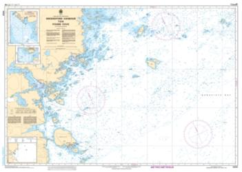 GREENSPOND HARBOUR TO/A POUND COVE (4858) by Canadian Hydrographic Service