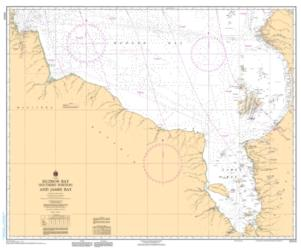 HUDSON BAY (SOUTHERN PORTION) AND JAMES BAY (5003) by Canadian Hydrographic Service