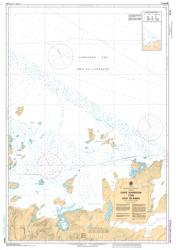 CAPE HARRISON TO/A DOG ISLANDS (5044) by Canadian Hydrographic Service