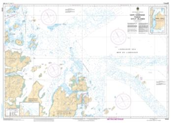CAPE HARRIGAN TO/AUX KITLIT ISLANDS (5048) by Canadian Hydrographic Service