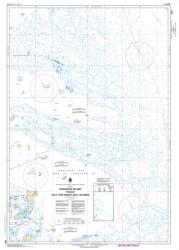 NUNAKSUK ISLAND TO/A CALF, COW AND/ET BULL ISLANDS (5051) by Canadian Hydrographic Service