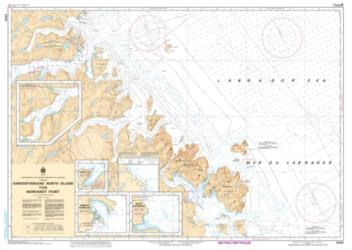 KHIKKERTARSOAK NORTH ISLAND TO/A MORHARDT POINT (5056) by Canadian Hydrographic Service