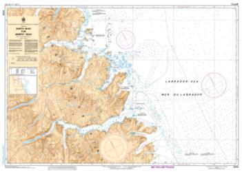 NORTH HEAD TO/A MURPHY HEAD (5058) by Canadian Hydrographic Service