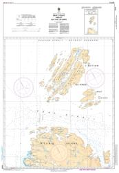 GRAY STRAIT AND/ET BUTTON ISLANDS (5065) by Canadian Hydrographic Service