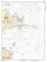 APPROACHES TO HAMILTON INLET, TUMBLEDOWN DICK ISLAND TO QUAKER HAT (5135) by Canadian Hydrographic Service