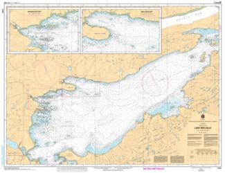 LAKE MELVILLE (5143) by Canadian Hydrographic Service