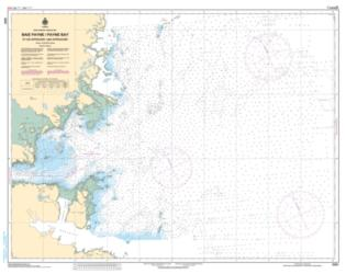 PAYNE BAY AND APPROACHES (5351) by Canadian Hydrographic Service