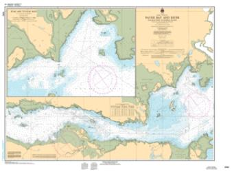 PAYNE BAY AND RIVER (TUVALIK POINT TO BASKING ISLAND) (5352) by Canadian Hydrographic Service