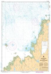 BEACON ISLAND A/TO QIKIRTAALUK ISLANDS (5374) by Canadian Hydrographic Service