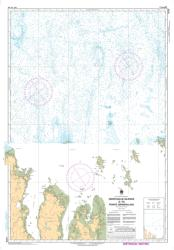 QIKIRTAALUK ISLANDS A/TO POINT QIRNIRAUJAQ (5375) by Canadian Hydrographic Service