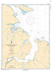 WAKEHAM AND FISHERS BAY AND APPROACHES (5390) by Canadian Hydrographic Service