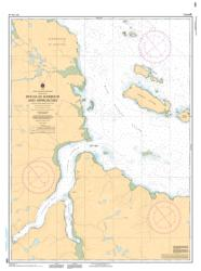 DOUGLAS HARBOUR AND APPROACHES (5391) by Canadian Hydrographic Service