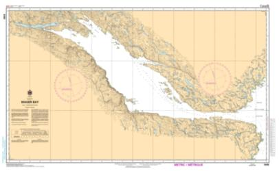 WAGER BAY (5440) by Canadian Hydrographic Service