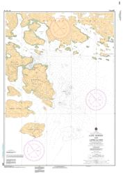 CAPE DORSET AND APPROACHES (5451) by Canadian Hydrographic Service