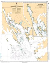 KIMMIRUT AND APPROACHES/ET LES APPROCHES (5455) by Canadian Hydrographic Service