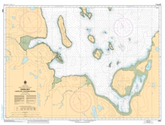 DIANA BAY (PARTIE SUD/SOUTHERN PORTION) (5464) by Canadian Hydrographic Service
