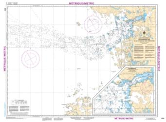 POVUNGNITUK ET LES APPROCHES/AND APPROACHES (5510) by Canadian Hydrographic Service