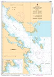 ENTRANCE TO/ENTREE A CHESTERFIELD INLET (FAIRWAY ISLAND TO/A ELLIS ISLAND) (5620) by Canadian Hydrographic Service