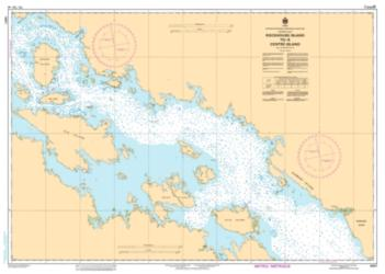 ROCKHOUSE ISLAND TO/A CENTRE ISLAND (5621) by Canadian Hydrographic Service
