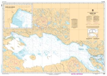 BAKER LAKE (5626) by Canadian Hydrographic Service