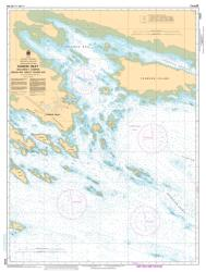 RANKIN INLET INCLUDING / Y COMPRIS MELVIN BAY AND/ ET PRAIRIE BAY (5628) by Canadian Hydrographic Service