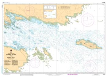 MARBLE ISLAND TO/A RANKIN INLET (5629) by Canadian Hydrographic Service