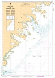 ESKIMO POINT TO DUNNE FOXE ISLAND (5631) by Canadian Hydrographic Service