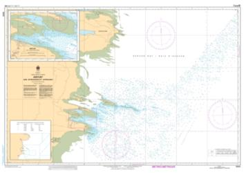 ARVIAT AND APPROACHES / ET APPROCHES (5641) by Canadian Hydrographic Service
