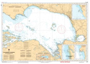LAKE NIPISSING / LAC NIPISSING (EASTERN PORTION / PARTIE EST) (6035) by Canadian Hydrographic Service