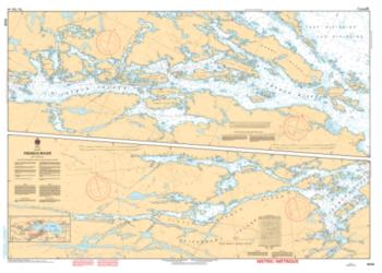 FRENCH RIVER (6036) by Canadian Hydrographic Service