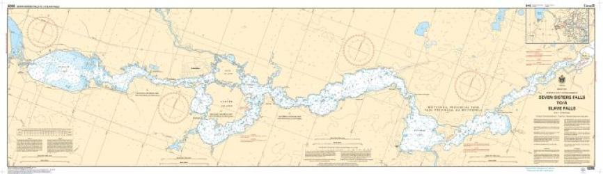 by Canadian Hydrographic Service