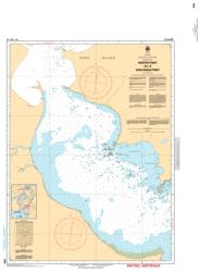 MARTIN POINT TO/A WIGHTMAN POINT (6260) by Canadian Hydrographic Service