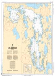 LAKE WINNIPEGOSIS/LAC WINNIPEGOSIS (6270) by Canadian Hydrographic Service