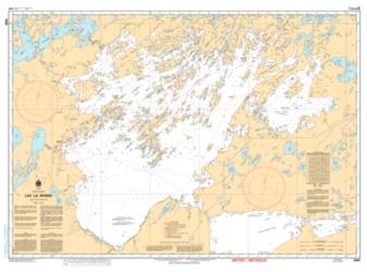 LAC LA RONGE (6281) by Canadian Hydrographic Service