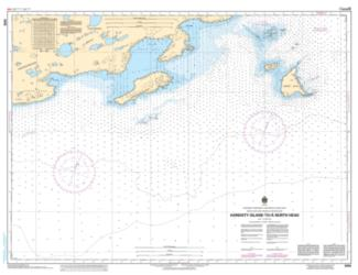 HARDISTY ISLAND TO/A NORTH HEAD (6356) by Canadian Hydrographic Service