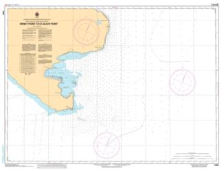 WINDY POINT TO/A SLAVE POINT (6360) by Canadian Hydrographic Service