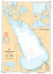 LAKE MANITOBA / LAC MANITOBA (SOUTHERN PORTION / PARTIE SUD) (6505) by Canadian Hydrographic Service